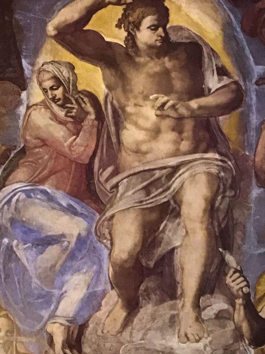 Christ - Sierra Artist Gallery