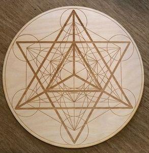 Metatron' Cube