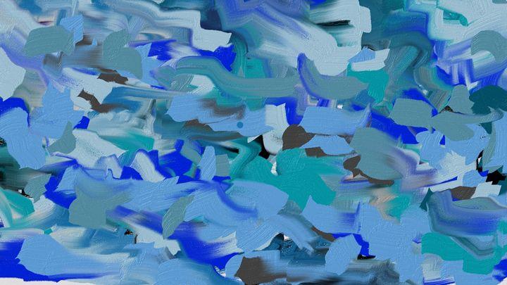 Aquamarinia - Abstractly Abraham