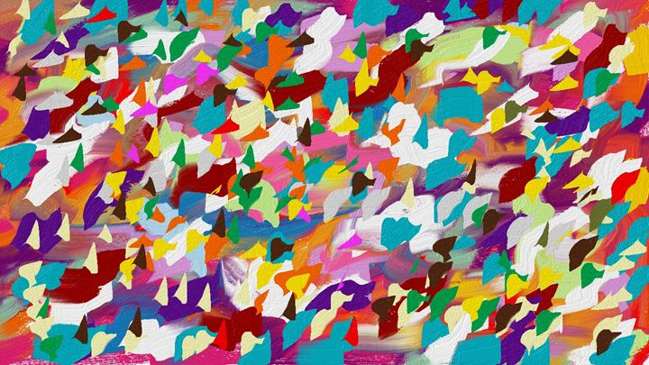 Pizzazz - Abstractly Abraham