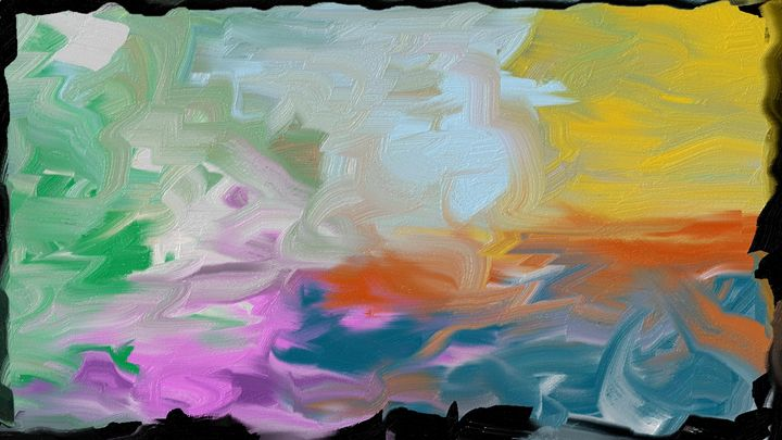 Memories From Mars - Abstractly Abraham