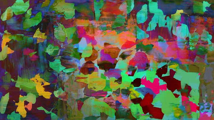 Lulia Luxia - Abstractly Abraham