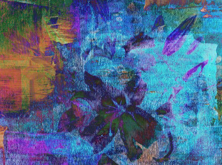 Rosa de Rainbow - Abstractly Abraham