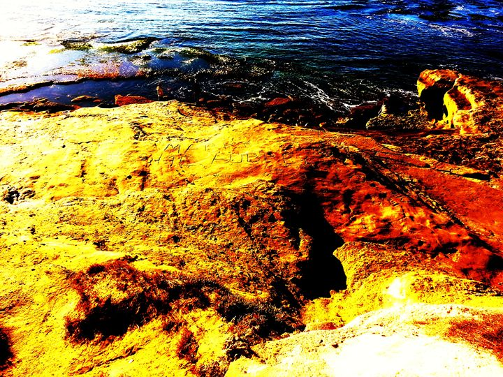 SunsetCliffs - Abstractly Abraham