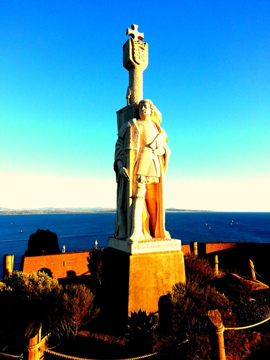 Cabrillo - Abstractly Abraham