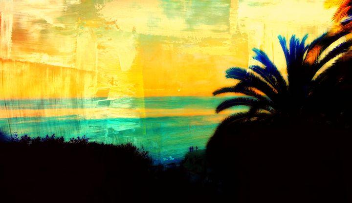 BeachFrontAbstracta - Abstractly Abraham