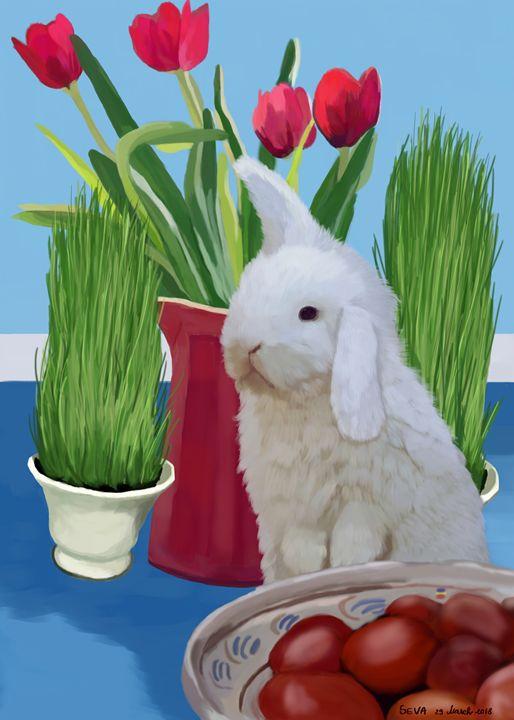 """""""Easter 2018"""" - Seva"""