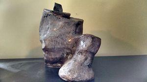 Warped Vessel - Griffin Holland Ceramics