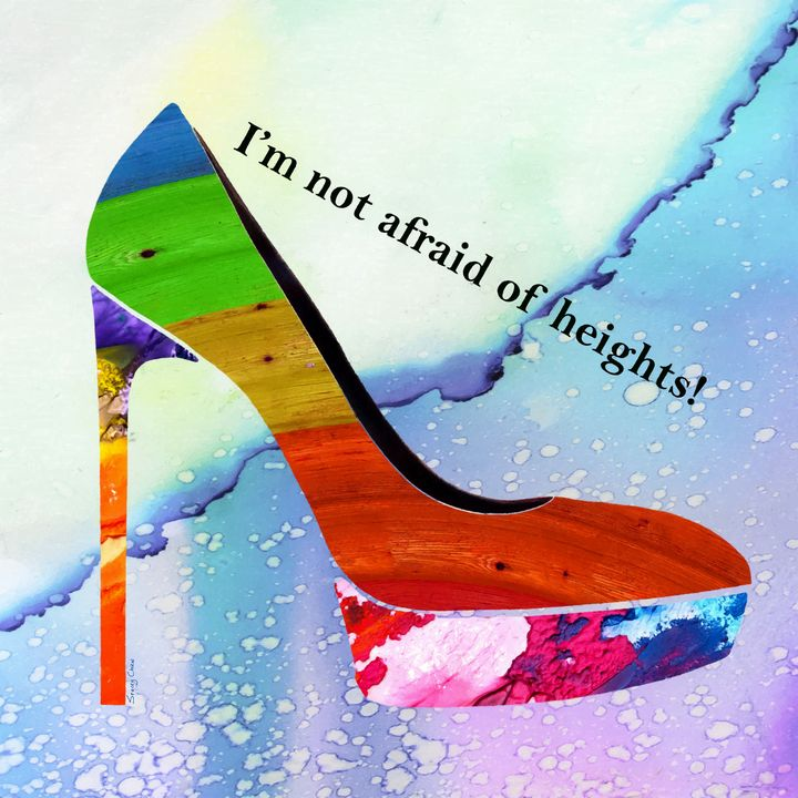 Shoe Art - Stacey Art Prints