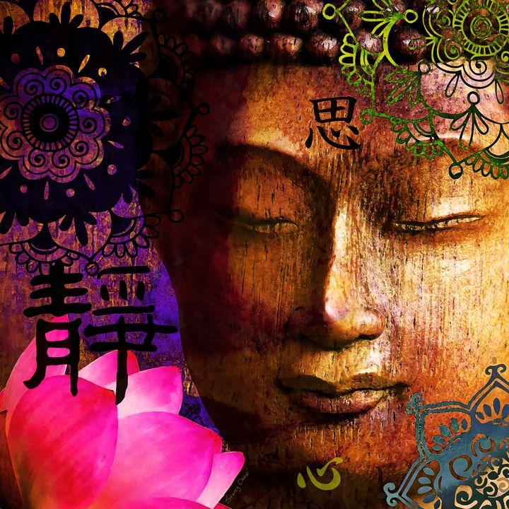 Meditate - Stacey Art Prints