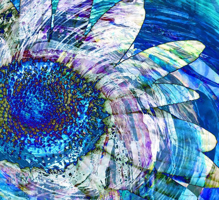 Flower - Stacey Art Prints