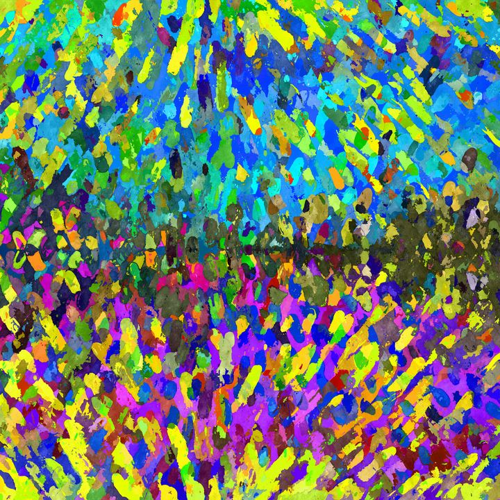 The Cosmic Dance - Stacey C Art