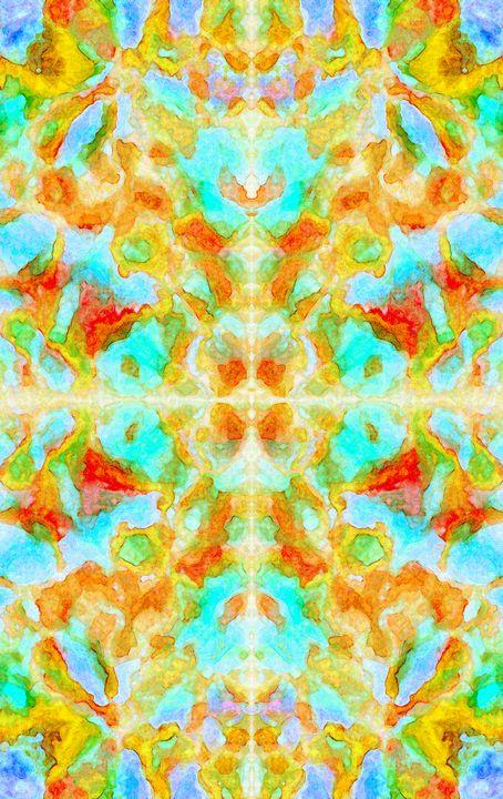 Abstract - Undisturbed - Stacey Art Prints