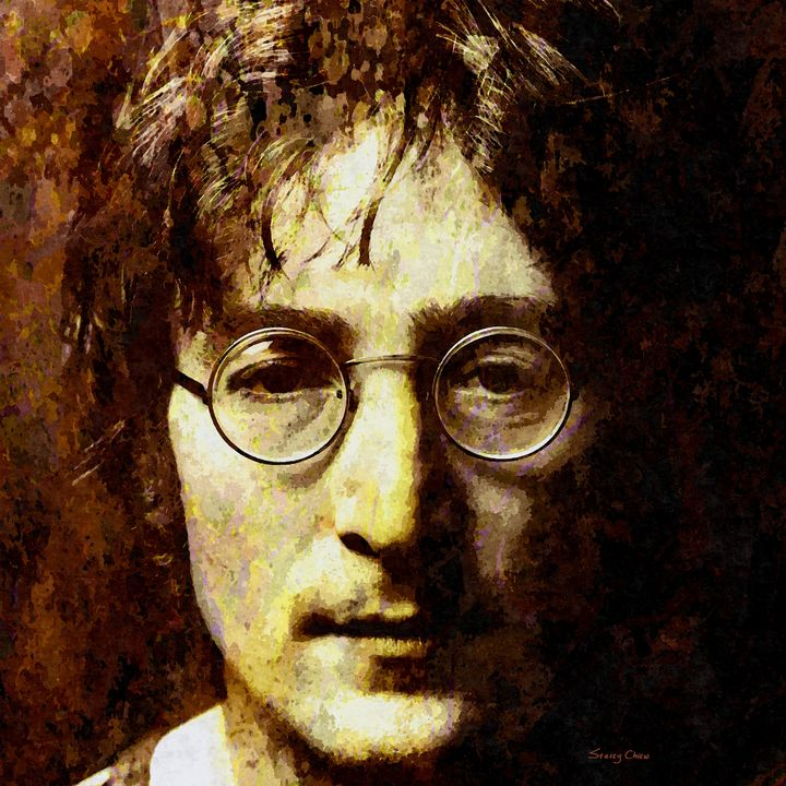 John Lennon - Stacey Art Prints