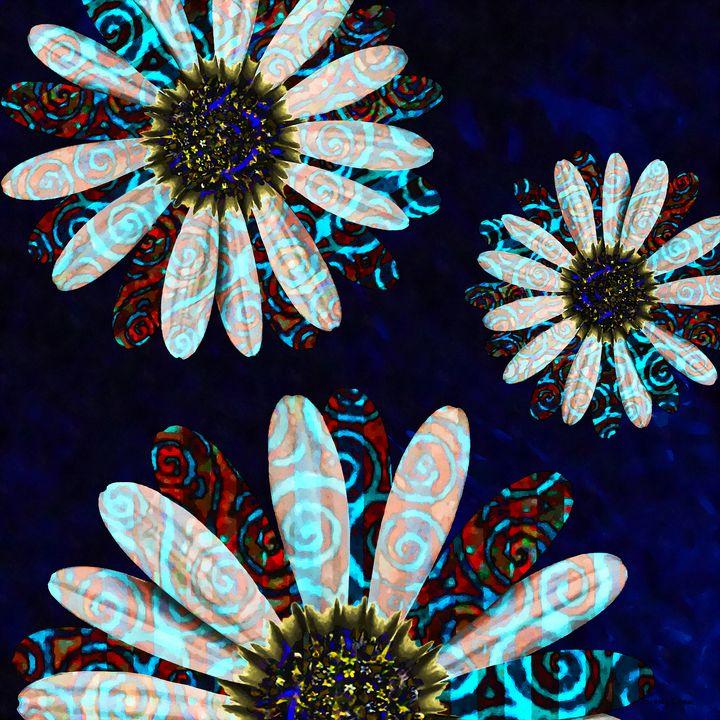 Flower Blessings - Stacey Art Prints
