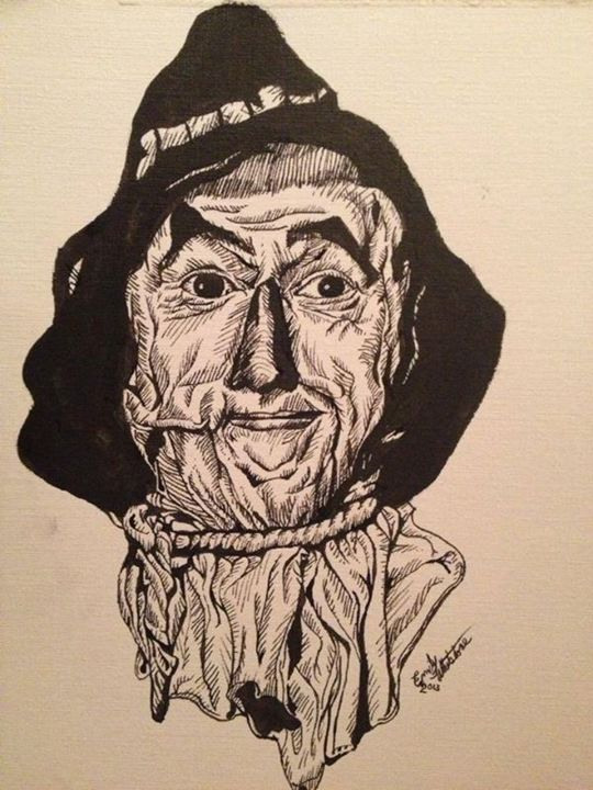 Scarecrow - Emily Whetstone