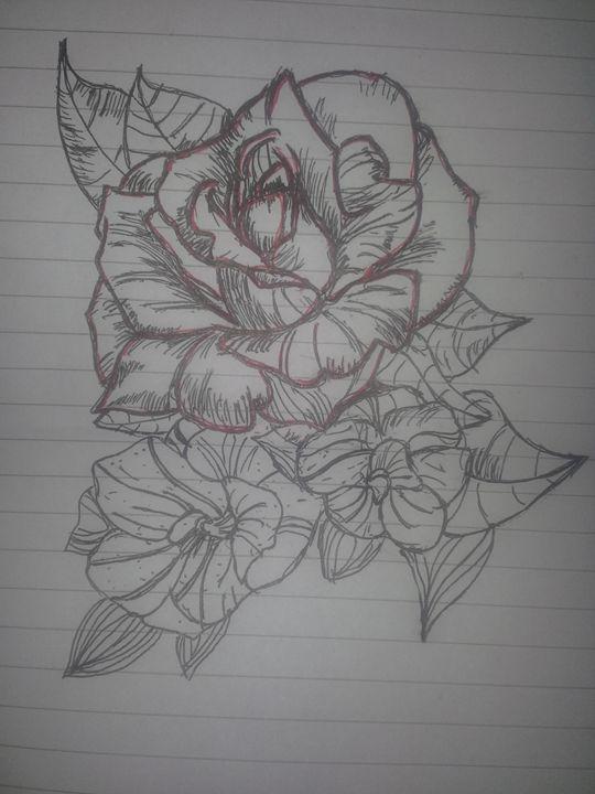Blooming Tears - corey fain