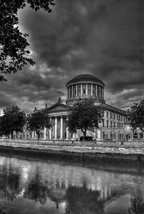 The Four Courts - JS Photo