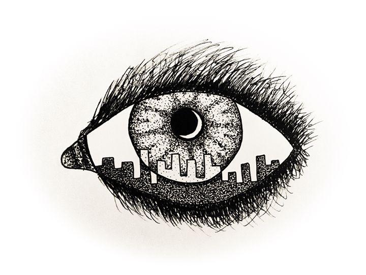All Seeing - Corbin Freeman