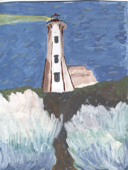 The lighthouse - p.covington