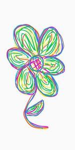 """""""Flower"""" Doodle"""