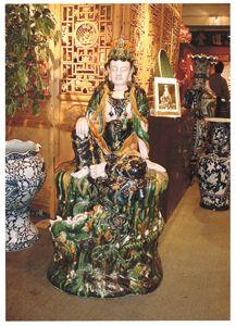 Replica Ming Dynasty Bodhisattva