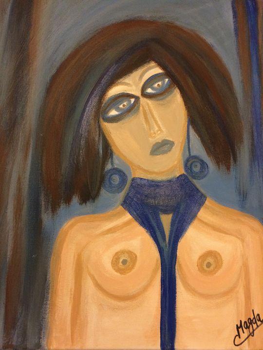 Human Terafficing - Magda Loves to Paint
