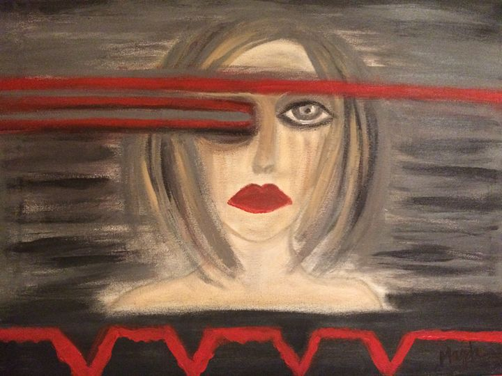 Life Lines - Magda Loves to Paint