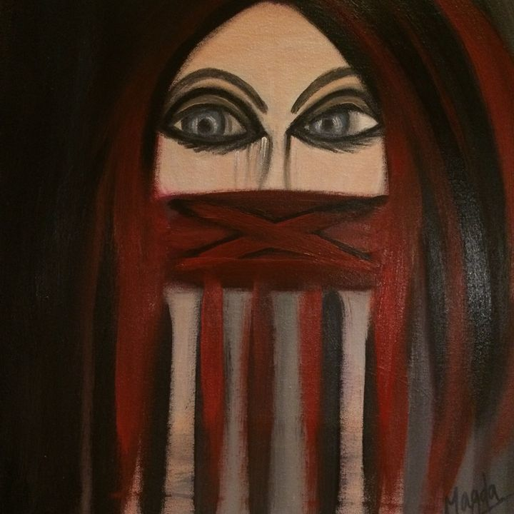 Women's rights in the Middle East - Magda Loves to Paint