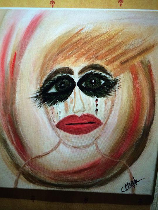 Magda - Magda Loves to Paint