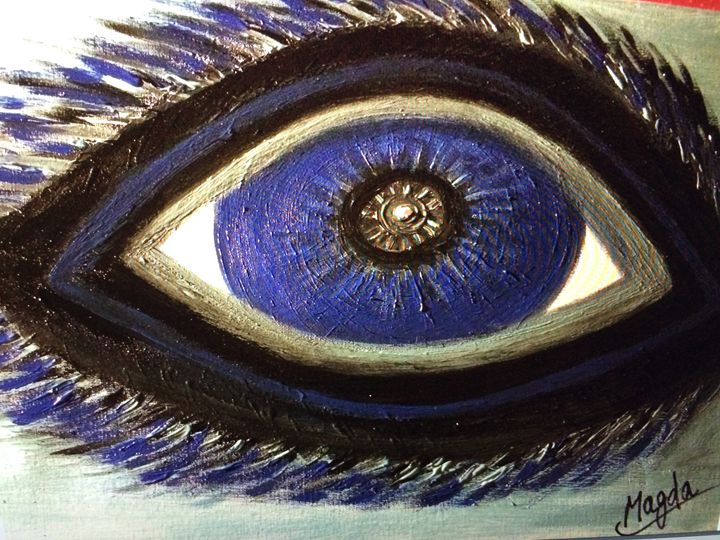 For your eye - Magda Loves to Paint