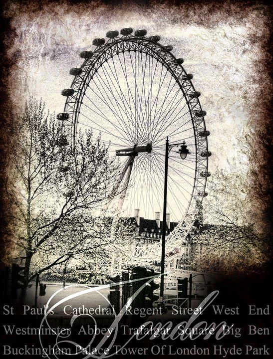 London EYye - Javierd8a