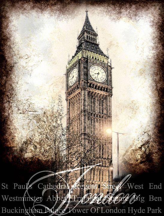 Big Ben - Javierd8a