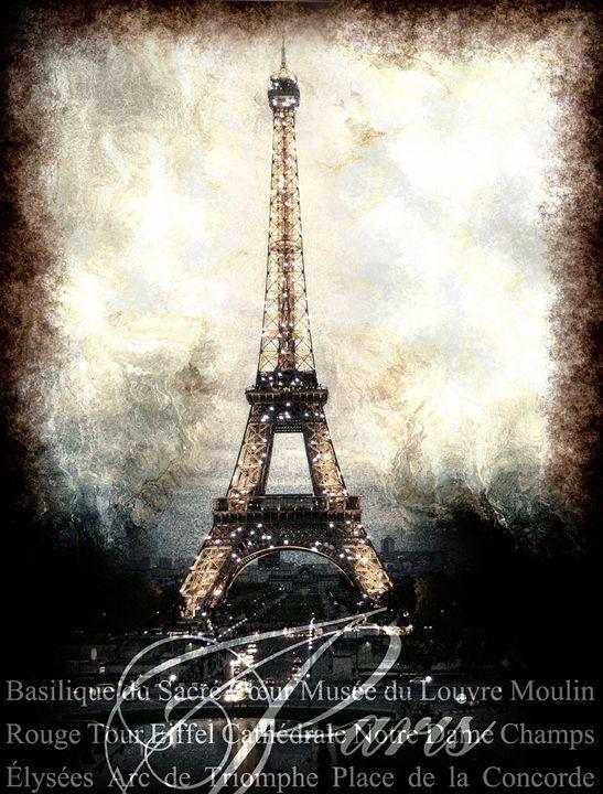 Eiffel - Javierd8a