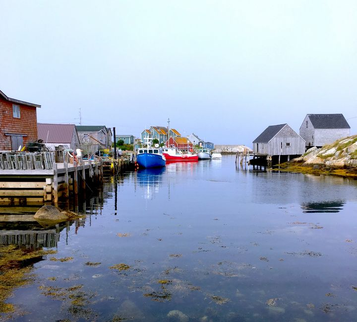 Peggy's Cove - Amina Russell Gallery