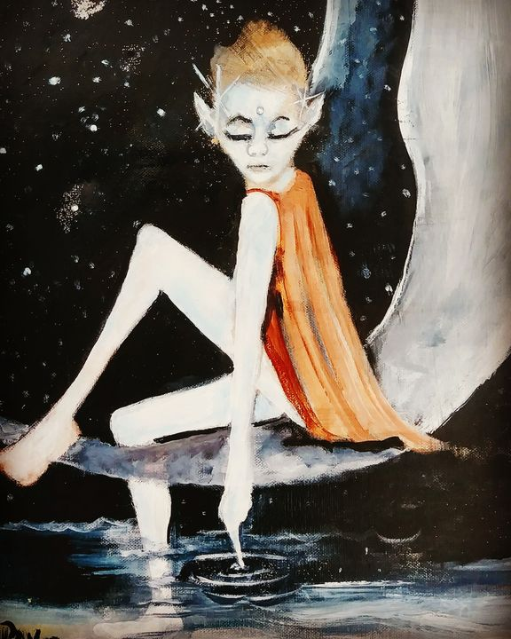 Moon Girl - TheDRFCollection