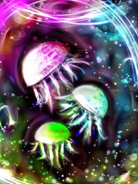Cosmic Jellies - GLH Inspirations