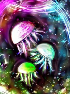 Cosmic Jellies