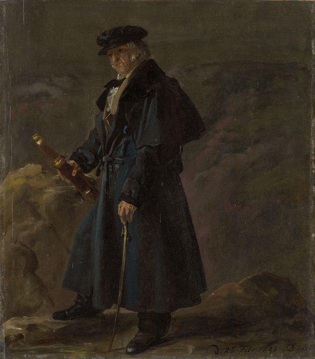 Johan Christian Dahl~The Polish Gene - Artmaster