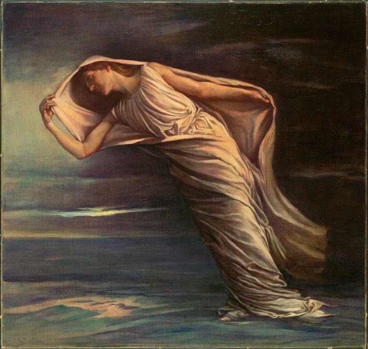 John La Farge~The Dawn - Artmaster