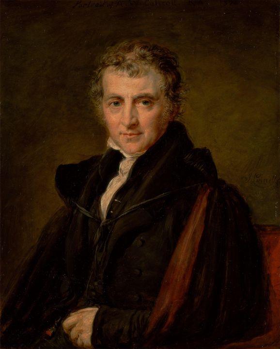 John Linnell~Augustus Wall Callcott, - Artmaster