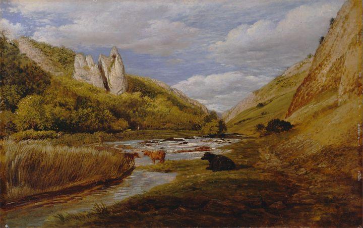 John Linnell~In Dovedale - Artmaster