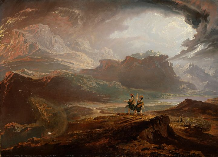 John Martin~Macbeth - Artmaster
