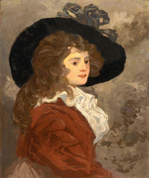 John Opie~Mrs Elizabeth Meymott - Artmaster