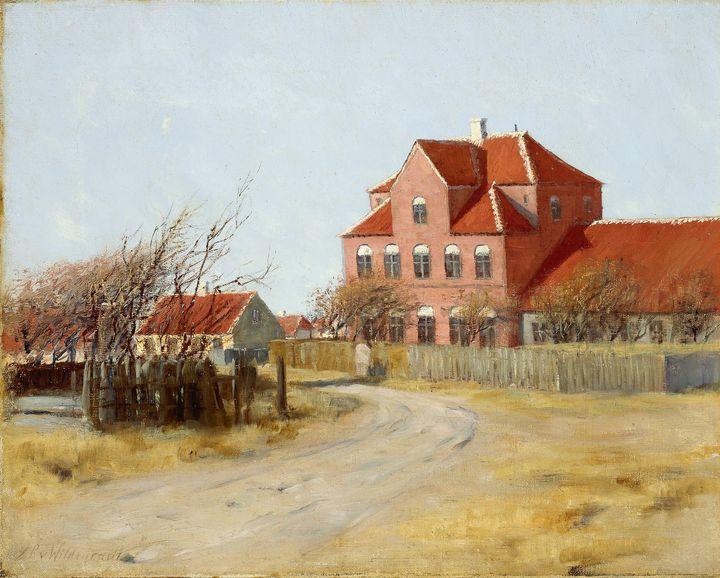 Johan Peter von Wildenradt~The archi - Artmaster