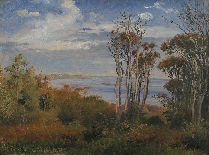 Johan Thomas Lundbye~Kolås Wood, Vej - Artmaster