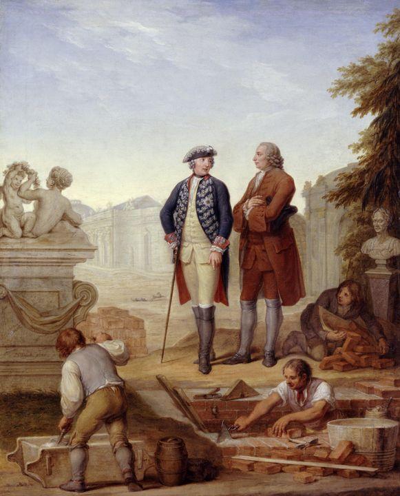 Johann Christian Frisch~Friedrich de - Artmaster