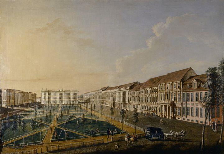 Johann Friedrich Meyer~Wilhelmplatz - Artmaster