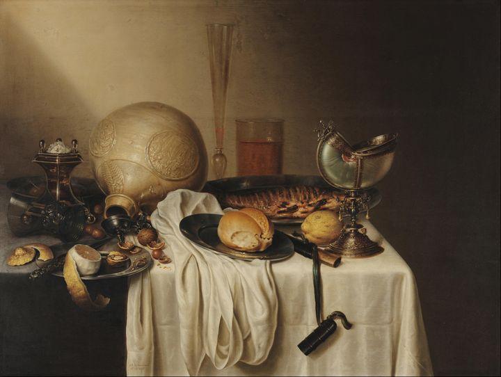 Maerten Boelema de Stomme~Still Life - Artmaster