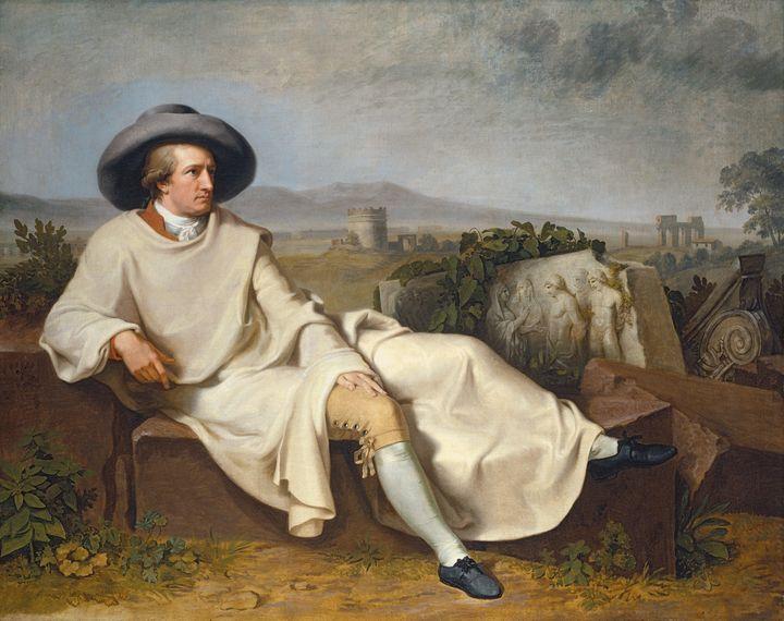 Johann Heinrich Wilhelm Tischbein~Go - Artmaster